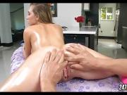 Deep Tissue Massage for Kagney Linn Karter