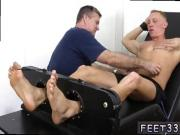 Thong fetish gay video Cristian Tickled In The Tickle Chair