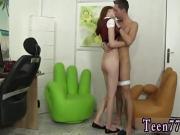 Wet teen hd Redhead Linda pummeled by dude