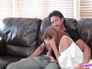Sexy babe Nami Dahlia wanted meaty hard pole for her pussy