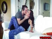 Horny Ariel Grace Gets It On With Her Stepbro