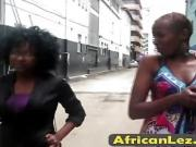 Lesbians From Africa Licking And Fingering Pussies