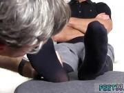 Spanking legs up boy gay first time Tommy Makes Tenant
