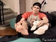 Gay twink young boys underwear Nutt Bustin Big Feet Boy