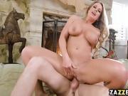 Markus Dupree fucks Corinna Blakes anal from behind