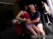 New old school first time Horny senior Bruce catches sight