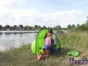 Outdoor blowjob hd and diary of sex slave Eveline getting